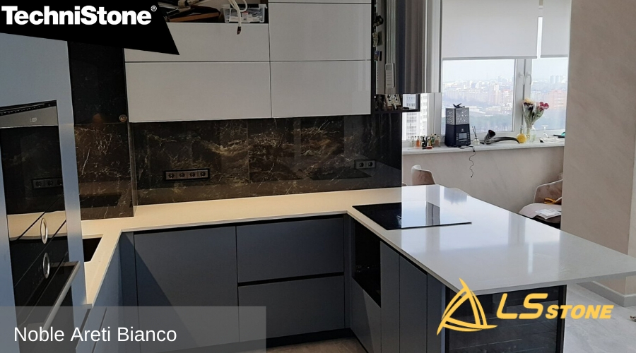 TECHNISTONE Noble Areti Bianco 4