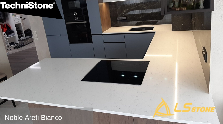 TECHNISTONE Noble Areti Bianco 6