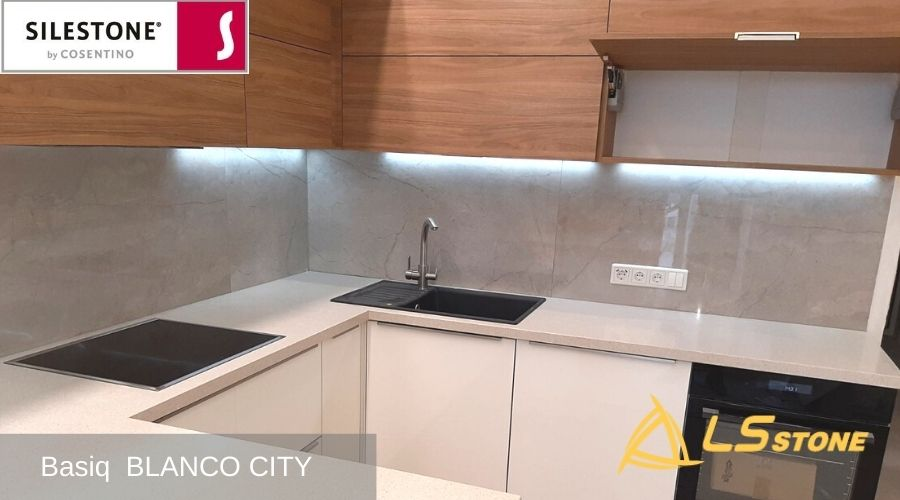 silestone BLANCO CITY 2