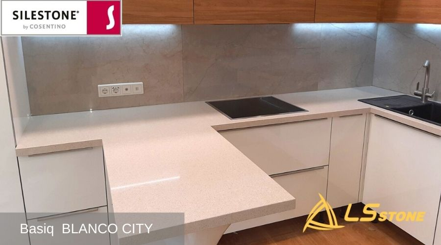 silestone BLANCO CITY 3