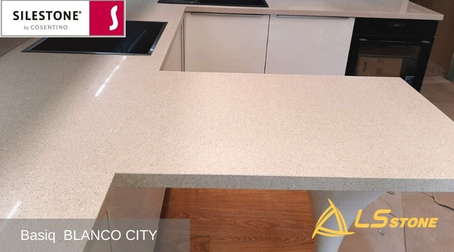 silestone BLANCO CITY 4